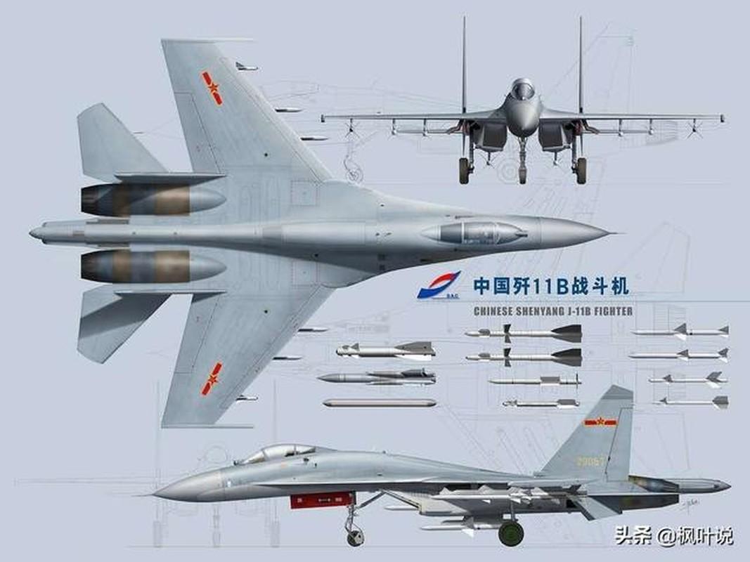 Tuyen bo dung J-11 dau Su-30MKI, Trung Quoc coi thuong khong quan An Do?-Hinh-8