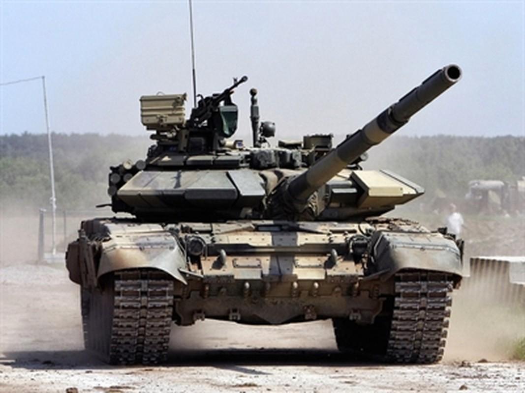 Vi sao gioi lanh dao quan doi Nga khong man ma voi xe tang T-90?