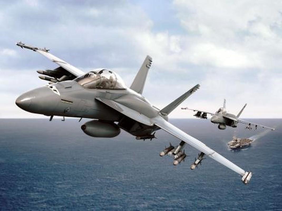 F-18E/F van la tiem kich ham chu luc cua My den 20 nam nua-Hinh-2