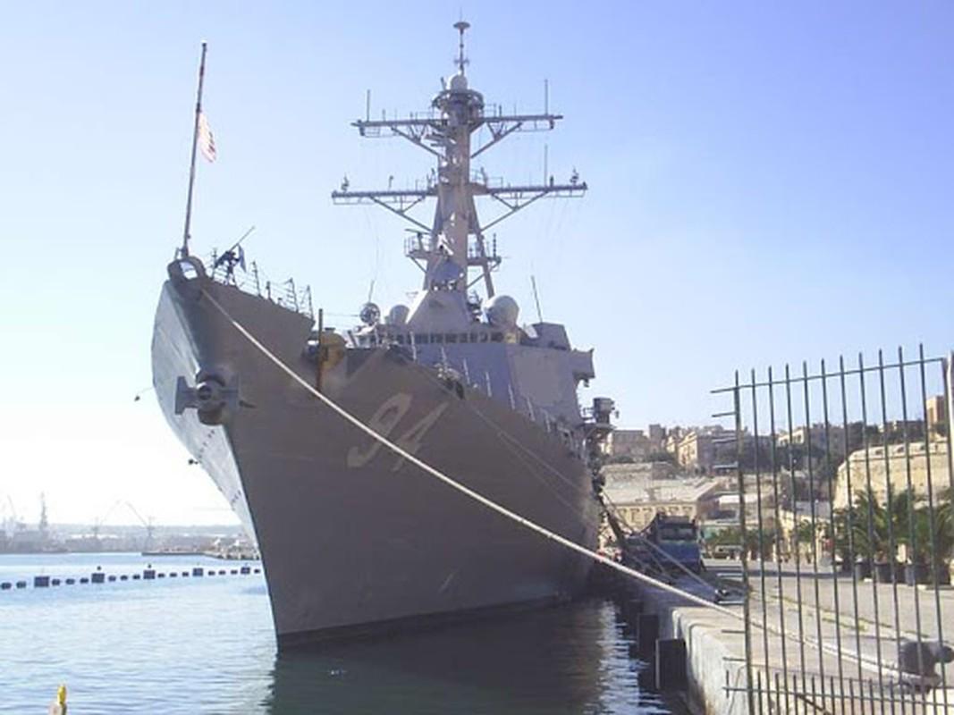 Suc manh huy diet cua khu truc USS Nitze cua My vua ap sat Venezuela-Hinh-10