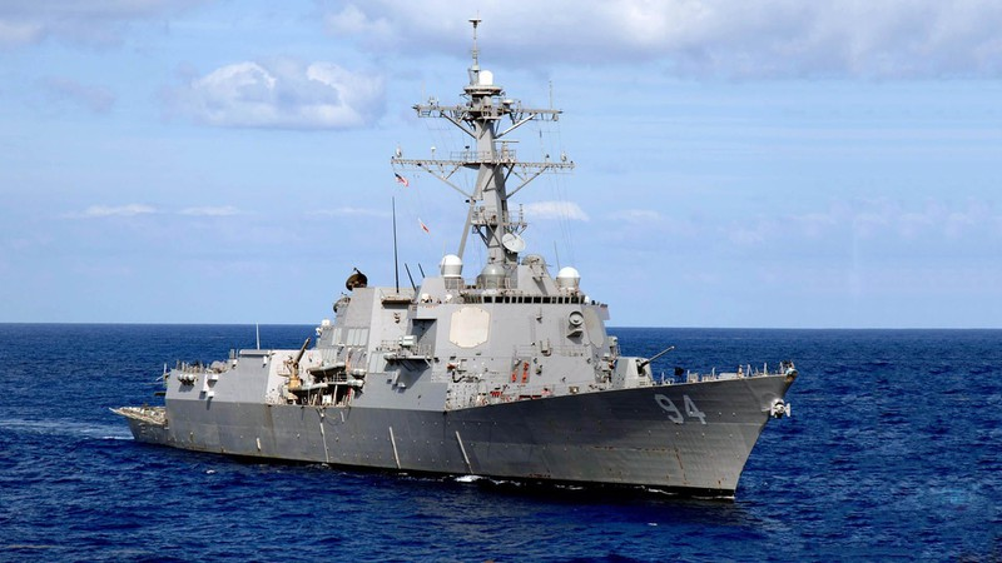 Suc manh huy diet cua khu truc USS Nitze cua My vua ap sat Venezuela-Hinh-2