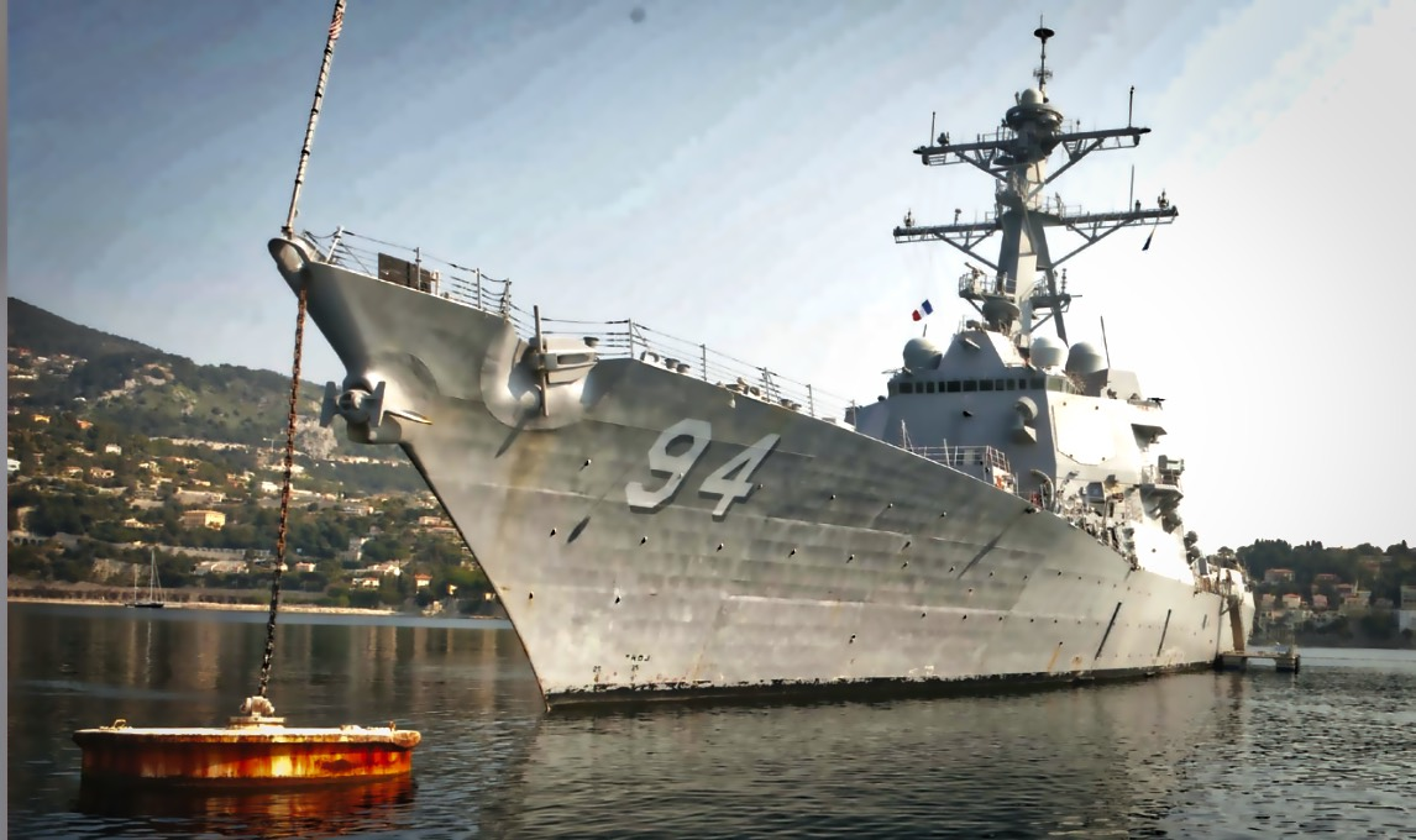 Suc manh huy diet cua khu truc USS Nitze cua My vua ap sat Venezuela-Hinh-3