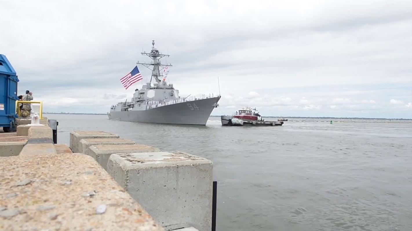 Suc manh huy diet cua khu truc USS Nitze cua My vua ap sat Venezuela-Hinh-7