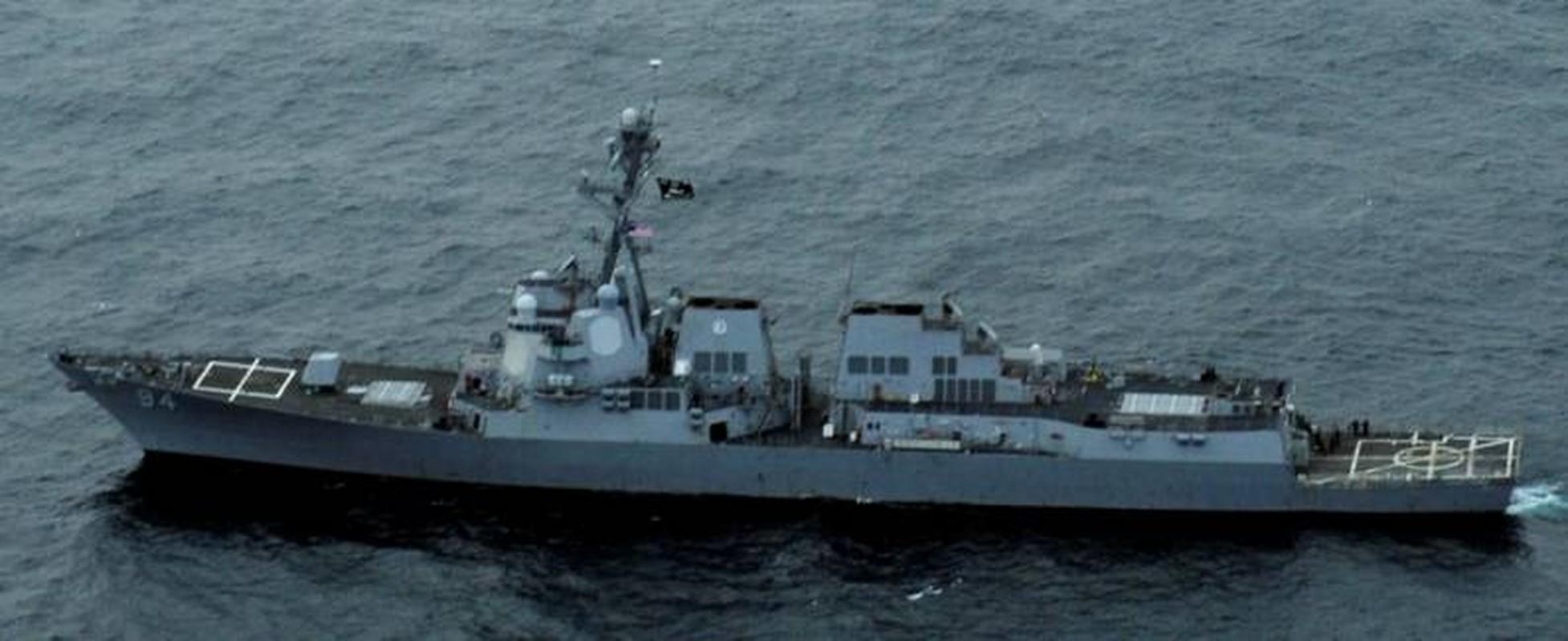 Suc manh huy diet cua khu truc USS Nitze cua My vua ap sat Venezuela-Hinh-8