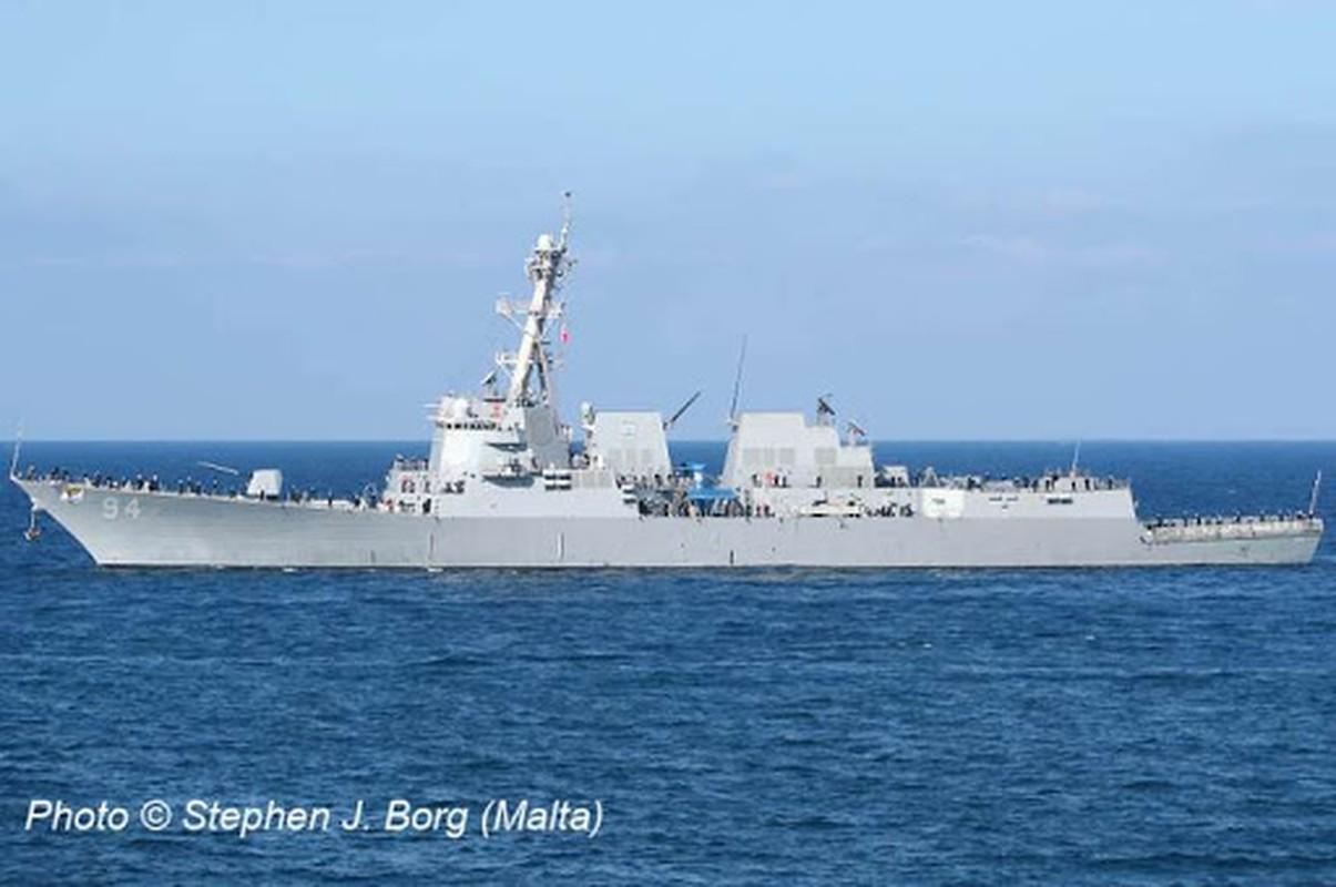 Suc manh huy diet cua khu truc USS Nitze cua My vua ap sat Venezuela-Hinh-9