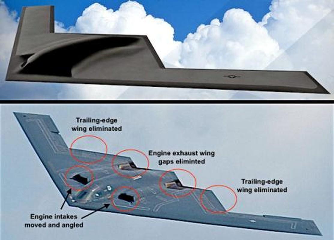 My dung B-21 Raider tang hinh de kiem che Trung Quoc du... chua bay thu-Hinh-11