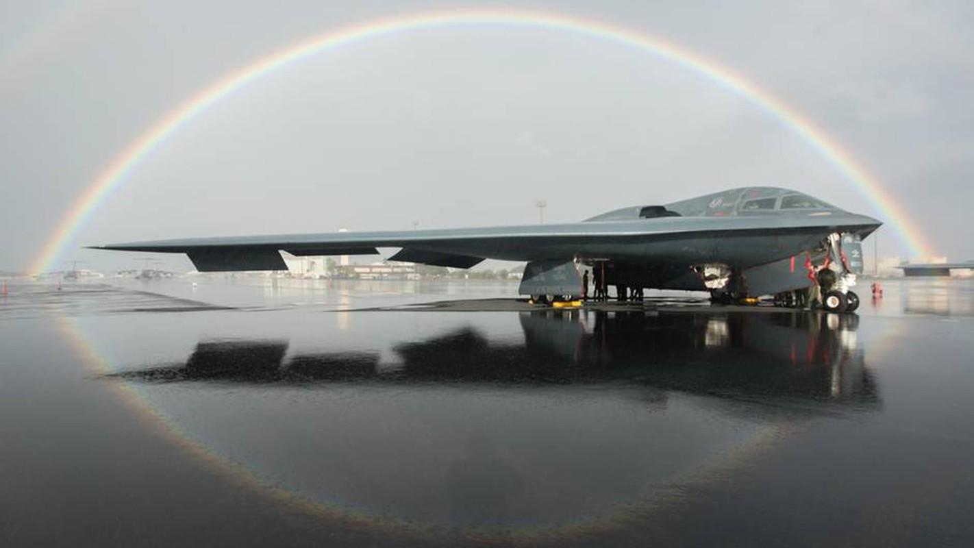 My dung B-21 Raider tang hinh de kiem che Trung Quoc du... chua bay thu-Hinh-9
