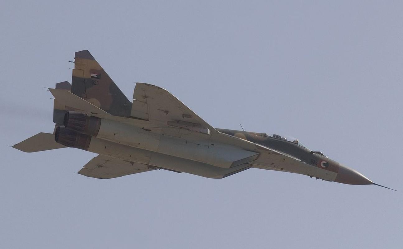 Co them MiG-29 cu, khong quan Syria se bot bi Tho Nhi Ky