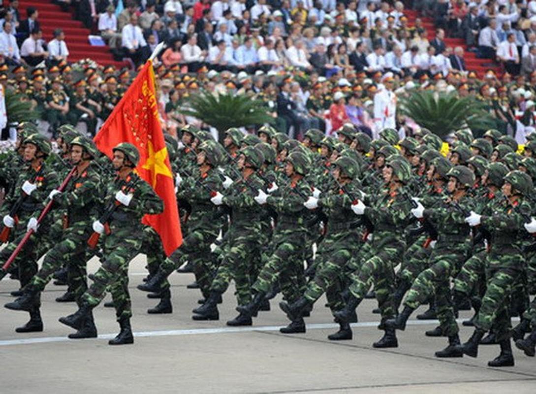 Diem danh 5 luu phao xe keo uy luc nhat cua Luc quan Viet Nam
