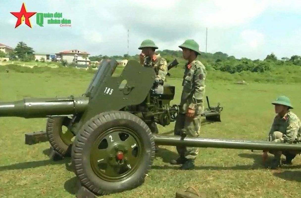 Phao tu hanh banh lop PTH85-VN18 Viet Nam tu che tao lan dau lo dien-Hinh-5