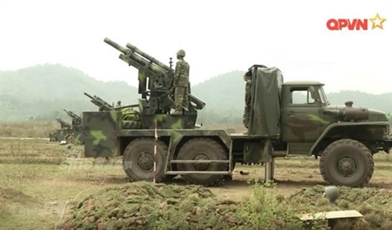 Phao tu hanh banh lop PTH85-VN18 Viet Nam tu che tao lan dau lo dien-Hinh-9