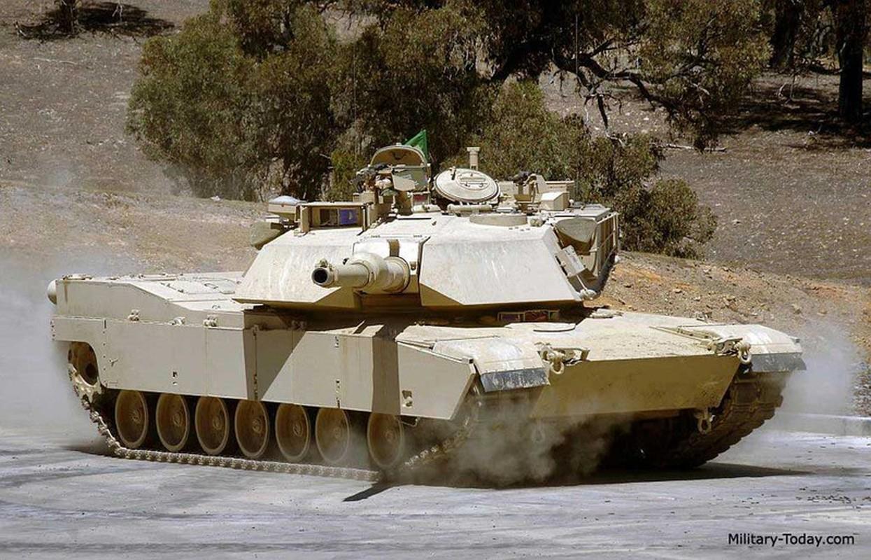 Su that vu xe tang M1 Abrams My ban lan nhau: Loi ngo ngan?-Hinh-10