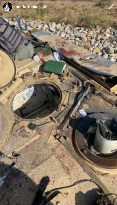 Su that vu xe tang M1 Abrams My ban lan nhau: Loi ngo ngan?-Hinh-2