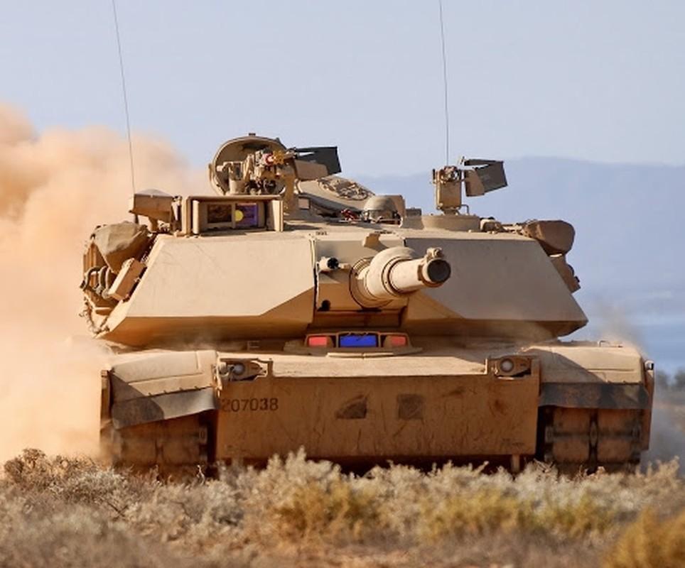 Su that vu xe tang M1 Abrams My ban lan nhau: Loi ngo ngan?-Hinh-4