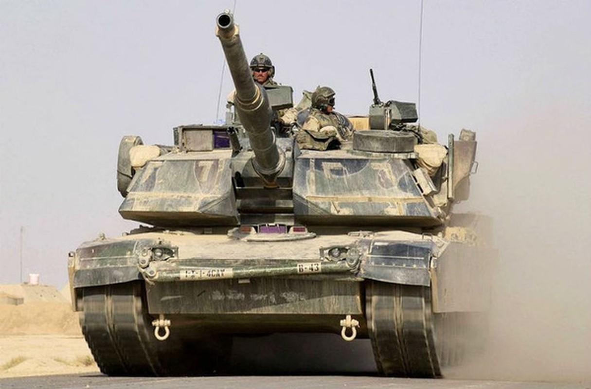 Su that vu xe tang M1 Abrams My ban lan nhau: Loi ngo ngan?-Hinh-5