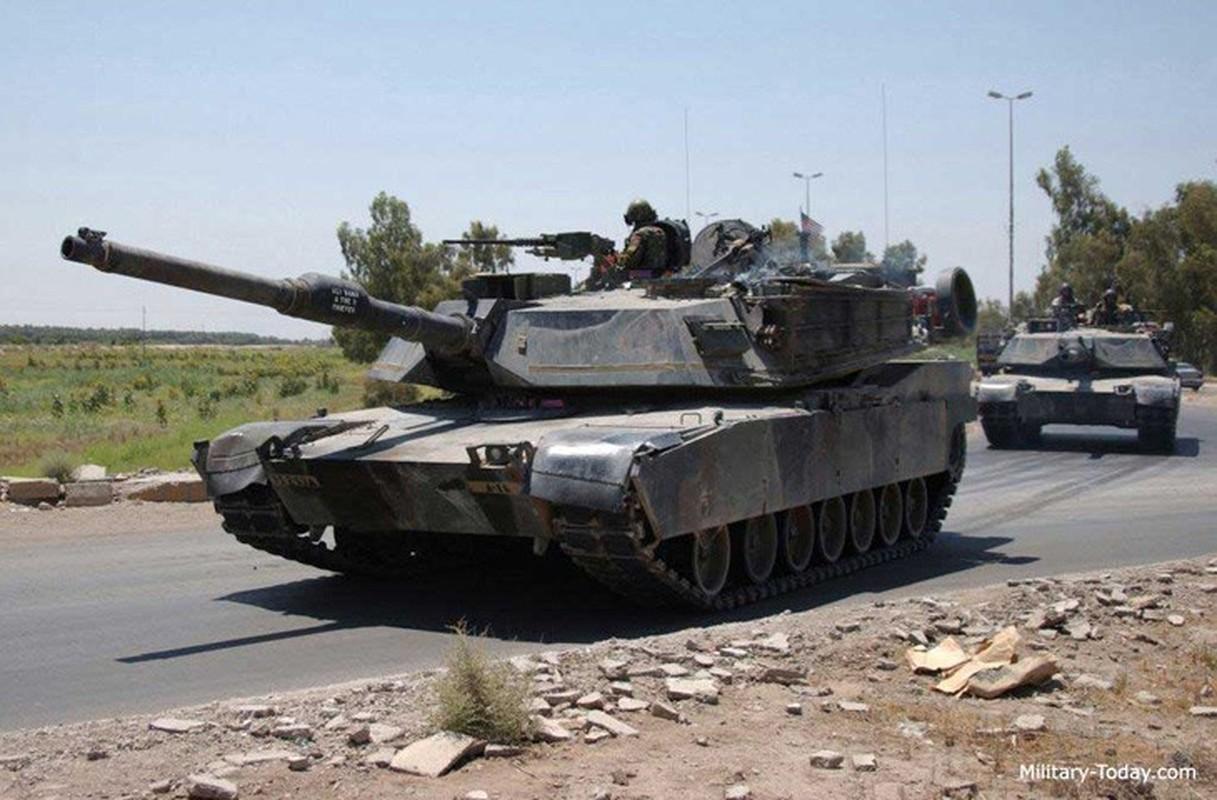 Su that vu xe tang M1 Abrams My ban lan nhau: Loi ngo ngan?-Hinh-6
