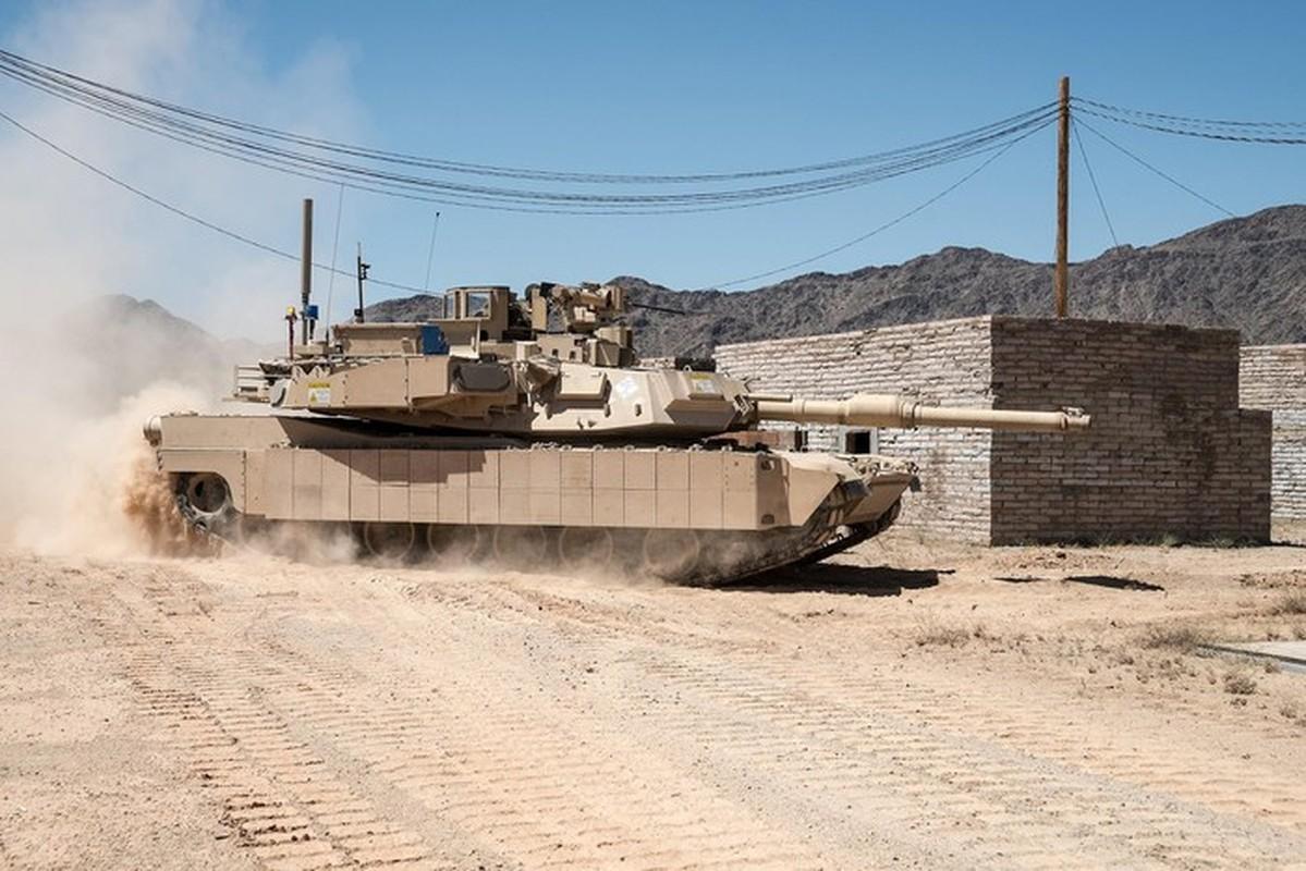 Su that vu xe tang M1 Abrams My ban lan nhau: Loi ngo ngan?-Hinh-8