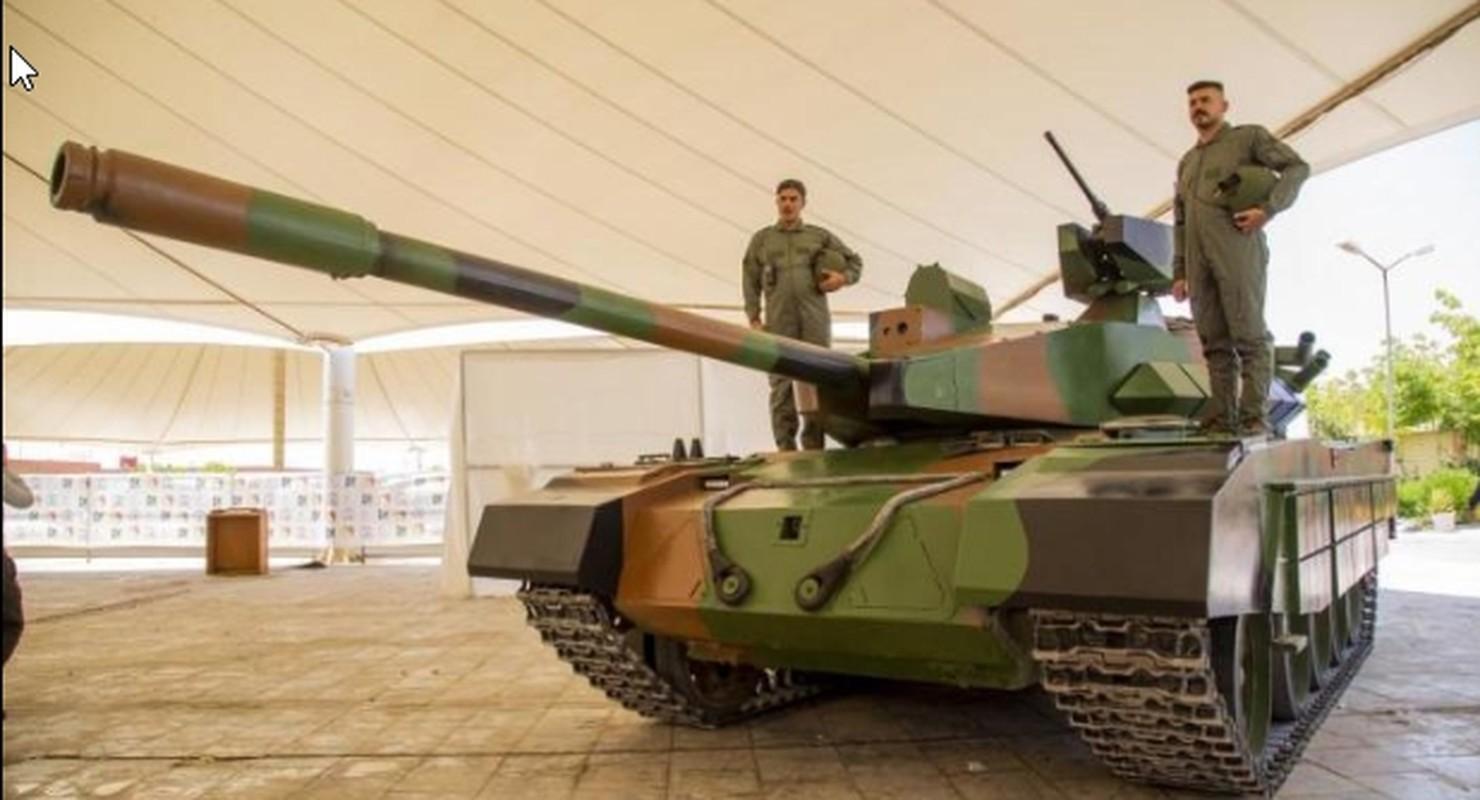 Xe tang Al Kafil-1 cua Iraq duoc Trung Quoc giup nang cap co gi hay?-Hinh-4