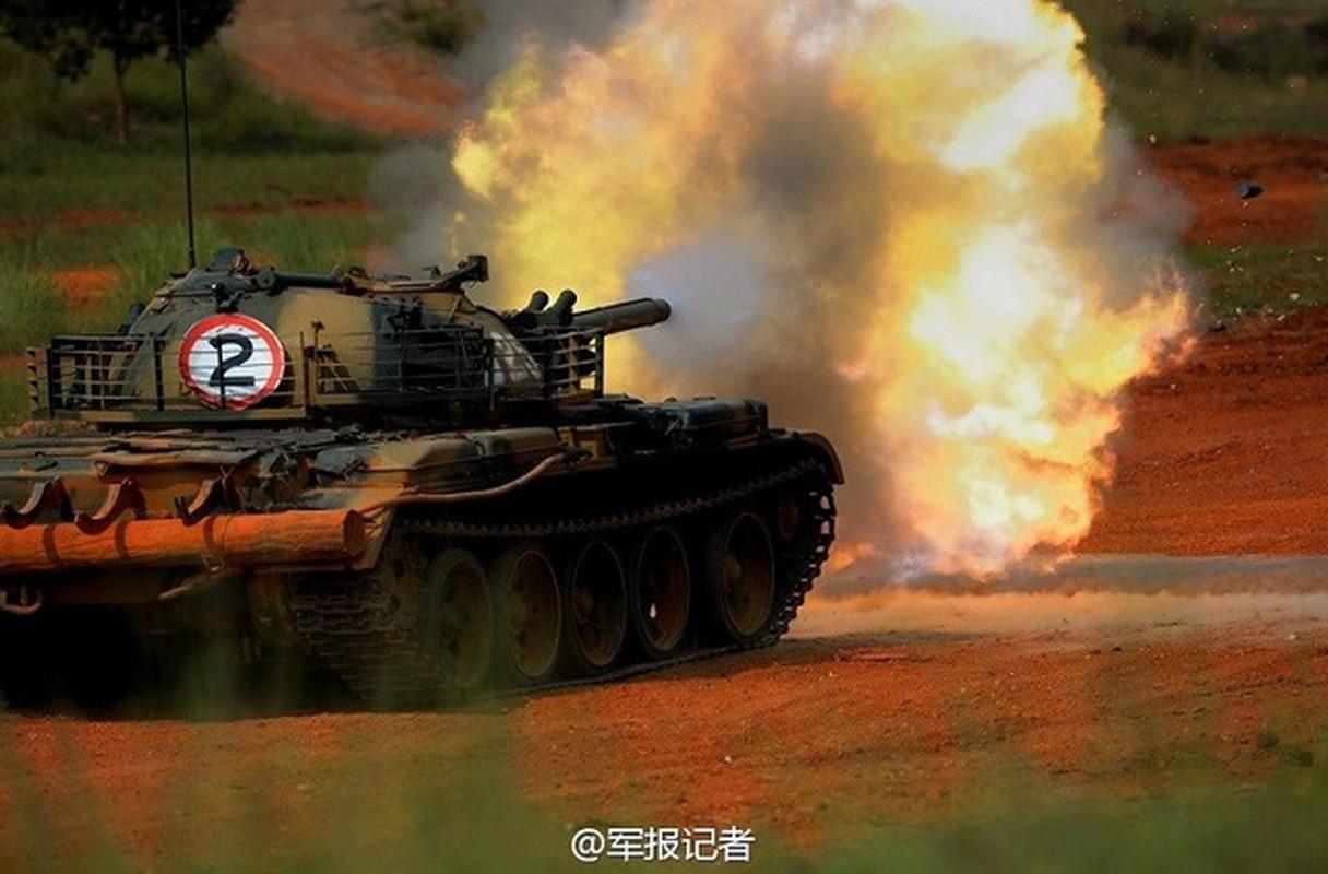 Diem la tren xe tang chien dau chu luc dong dao nhat cua Trung Quoc-Hinh-7