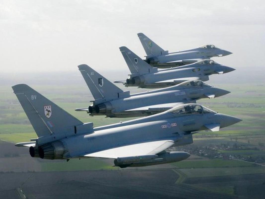 Chon tiem kich Eurofighter Typhoon thay vi Su-35: Sai lam nghiem trong cua Indonesia?