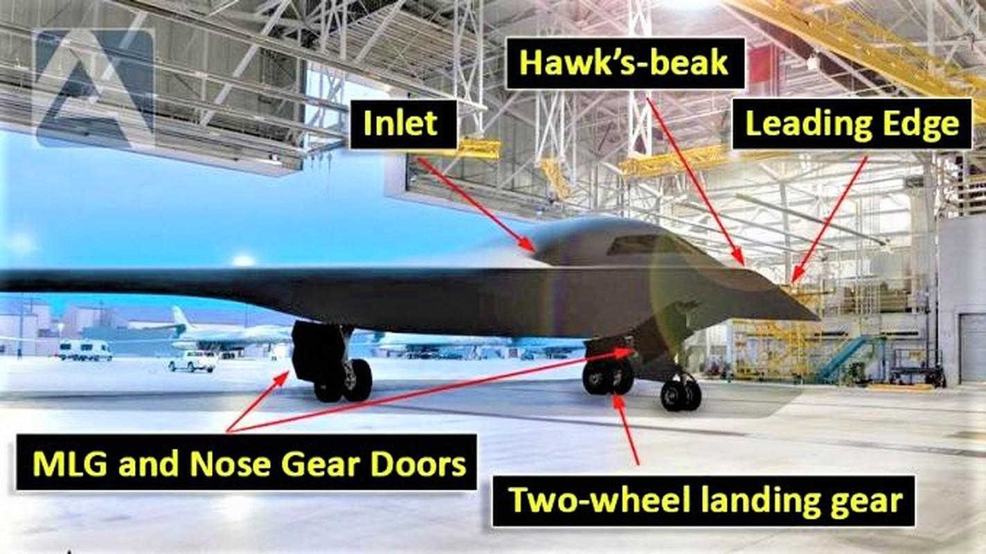 Khong quan My tiet lo bat ngo ve may bay nem bom tang hinh B-21-Hinh-4