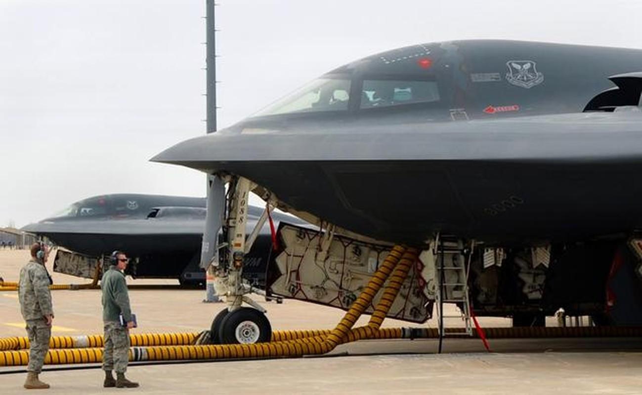 Khong quan My tiet lo bat ngo ve may bay nem bom tang hinh B-21-Hinh-7