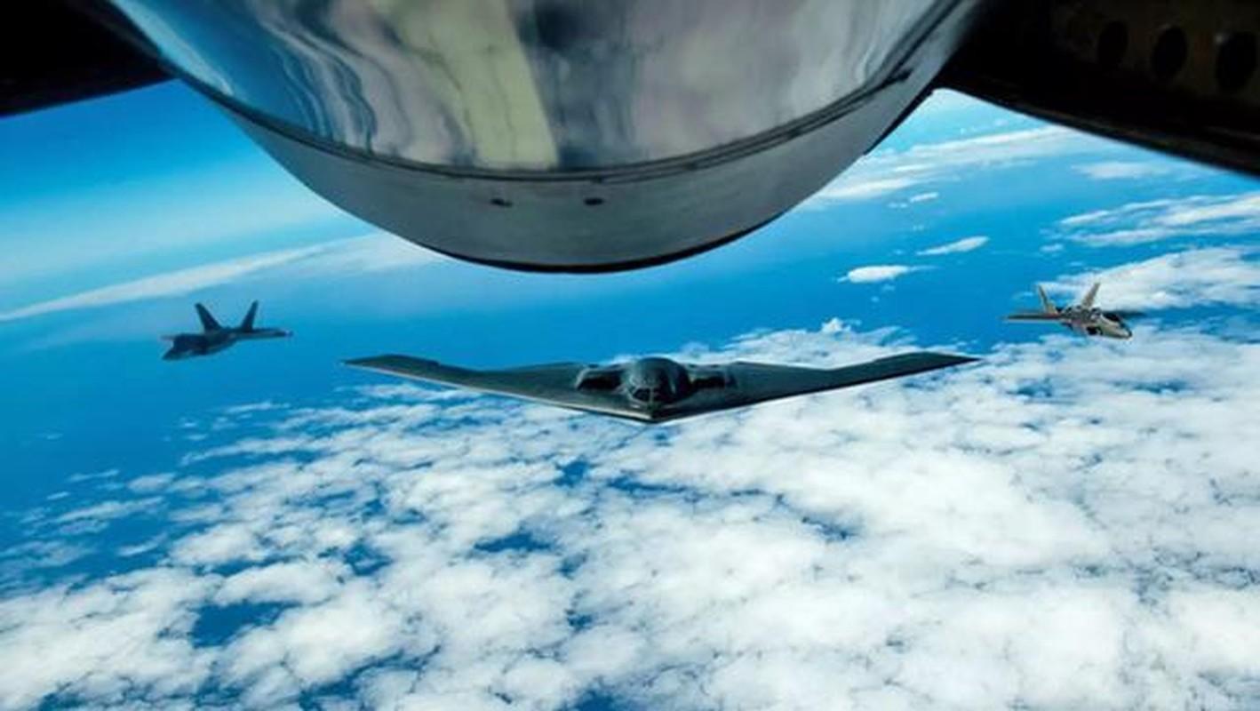 Khong quan My tiet lo bat ngo ve may bay nem bom tang hinh B-21-Hinh-8