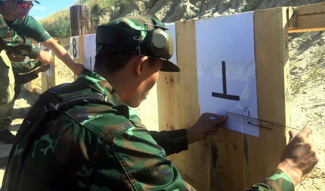 Linh ban tia Viet Nam nhan sung AK-74, SVD... khai hoa tai Army Games 2020-Hinh-6