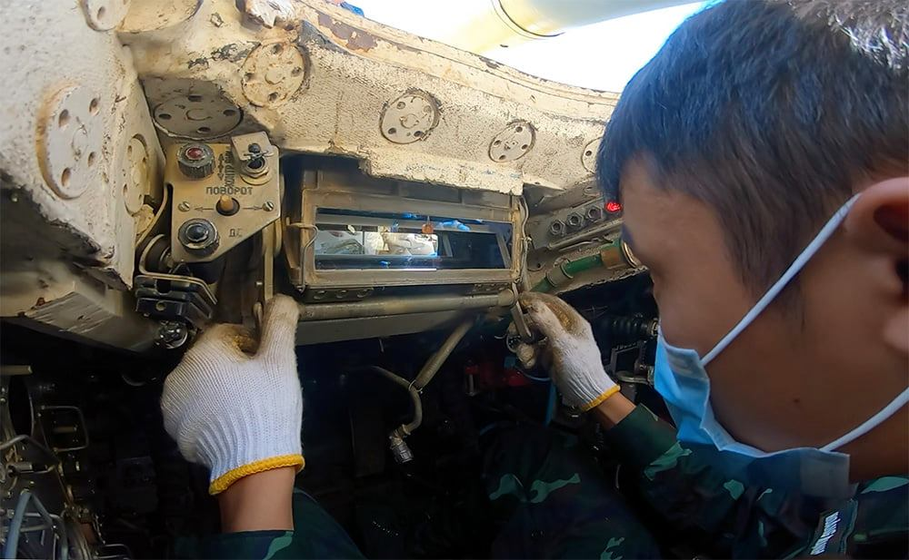 Soi doi hinh tuyen xe tang Viet Nam truoc gio xung tran Army Games 2020-Hinh-11