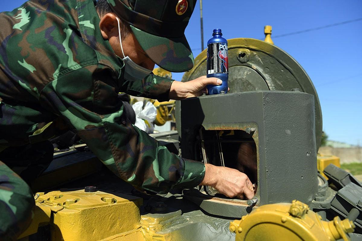 Soi doi hinh tuyen xe tang Viet Nam truoc gio xung tran Army Games 2020-Hinh-9
