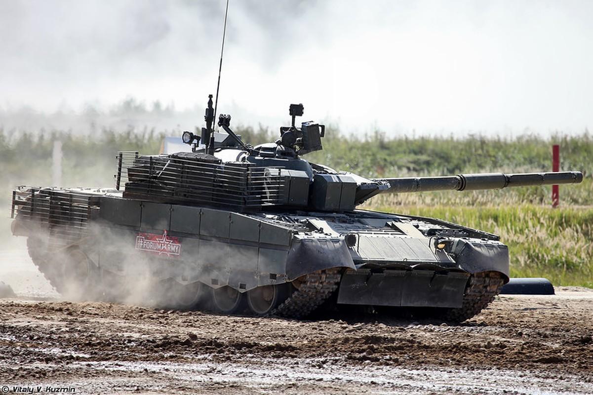Sieu tang T-80BVM Nga trinh dien ban ten lua, tuong ghe gom hoa ra... truot!-Hinh-11
