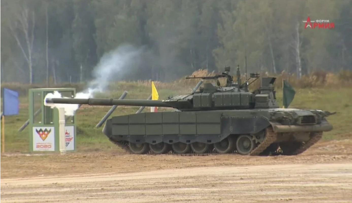 Sieu tang T-80BVM Nga trinh dien ban ten lua, tuong ghe gom hoa ra... truot!-Hinh-3