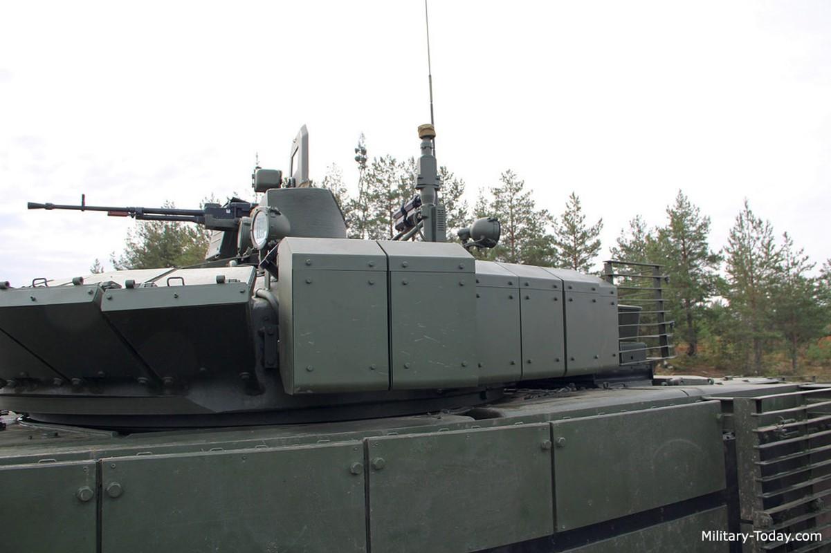 Sieu tang T-80BVM Nga trinh dien ban ten lua, tuong ghe gom hoa ra... truot!-Hinh-8
