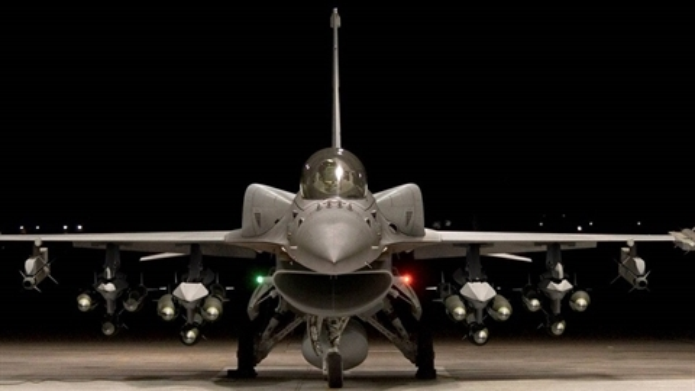 Vi sao thuong vu mua tiem kich F-16V cua dao Dai Loan lai quan trong?