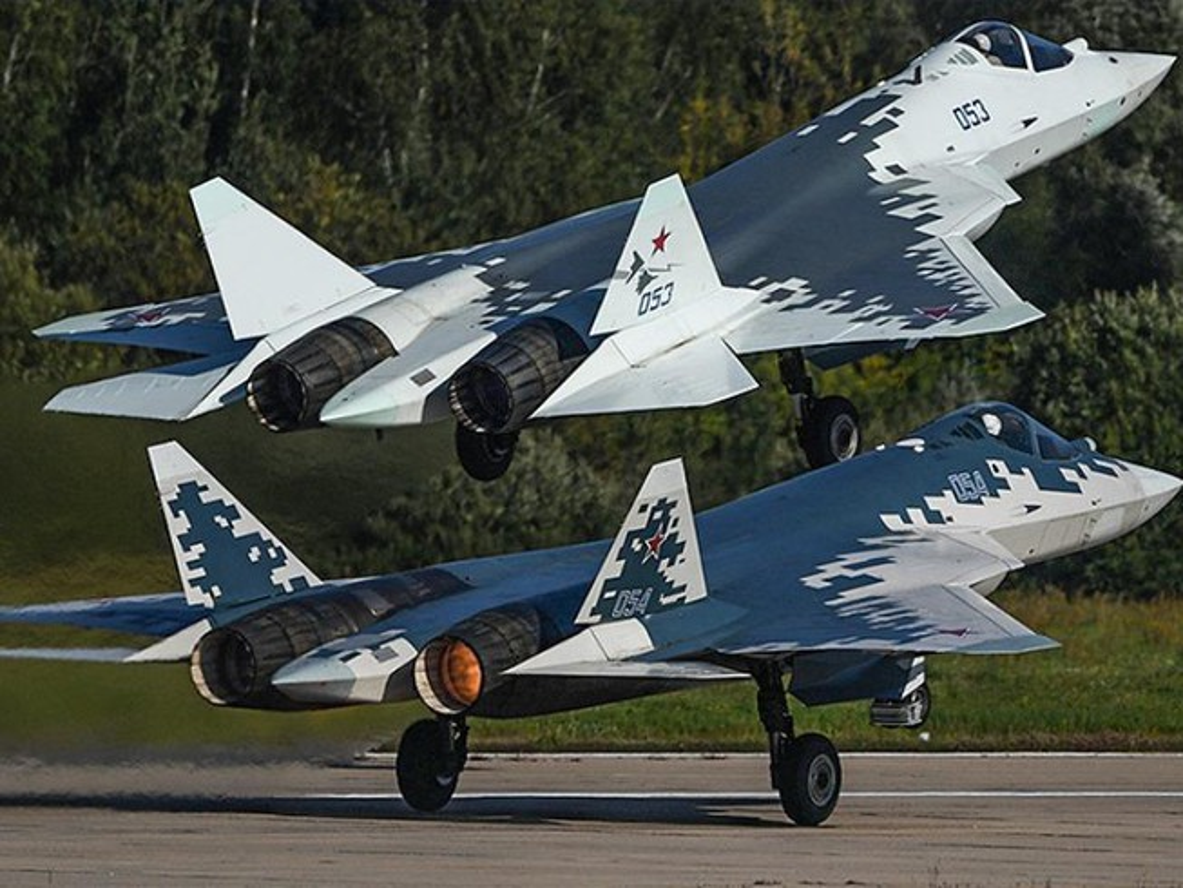 Neu J-20 TQ trien khai o Tan Cuong, An Do se co Su-57E doi dau?-Hinh-10