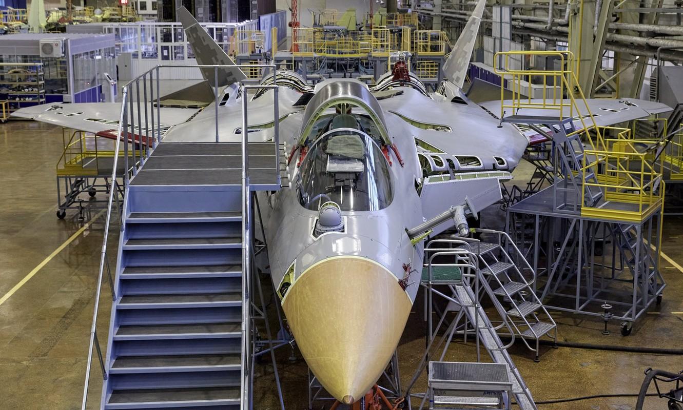 Neu J-20 TQ trien khai o Tan Cuong, An Do se co Su-57E doi dau?-Hinh-14