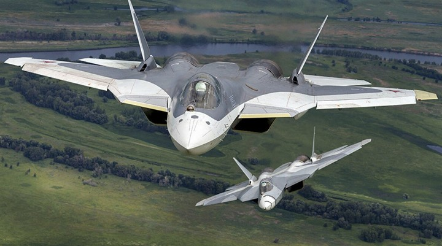 Neu J-20 TQ trien khai o Tan Cuong, An Do se co Su-57E doi dau?-Hinh-6