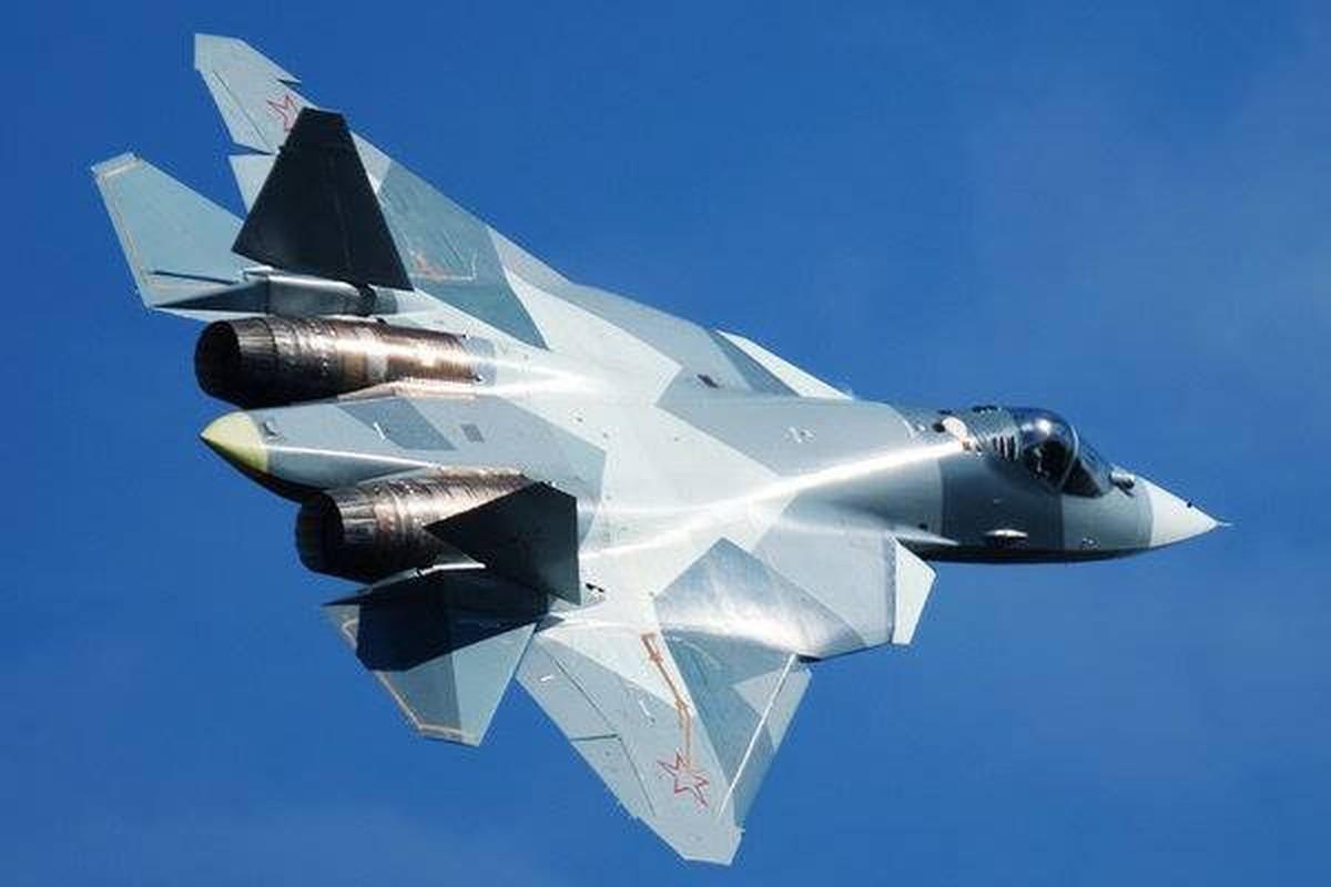 Neu J-20 TQ trien khai o Tan Cuong, An Do se co Su-57E doi dau?-Hinh-7