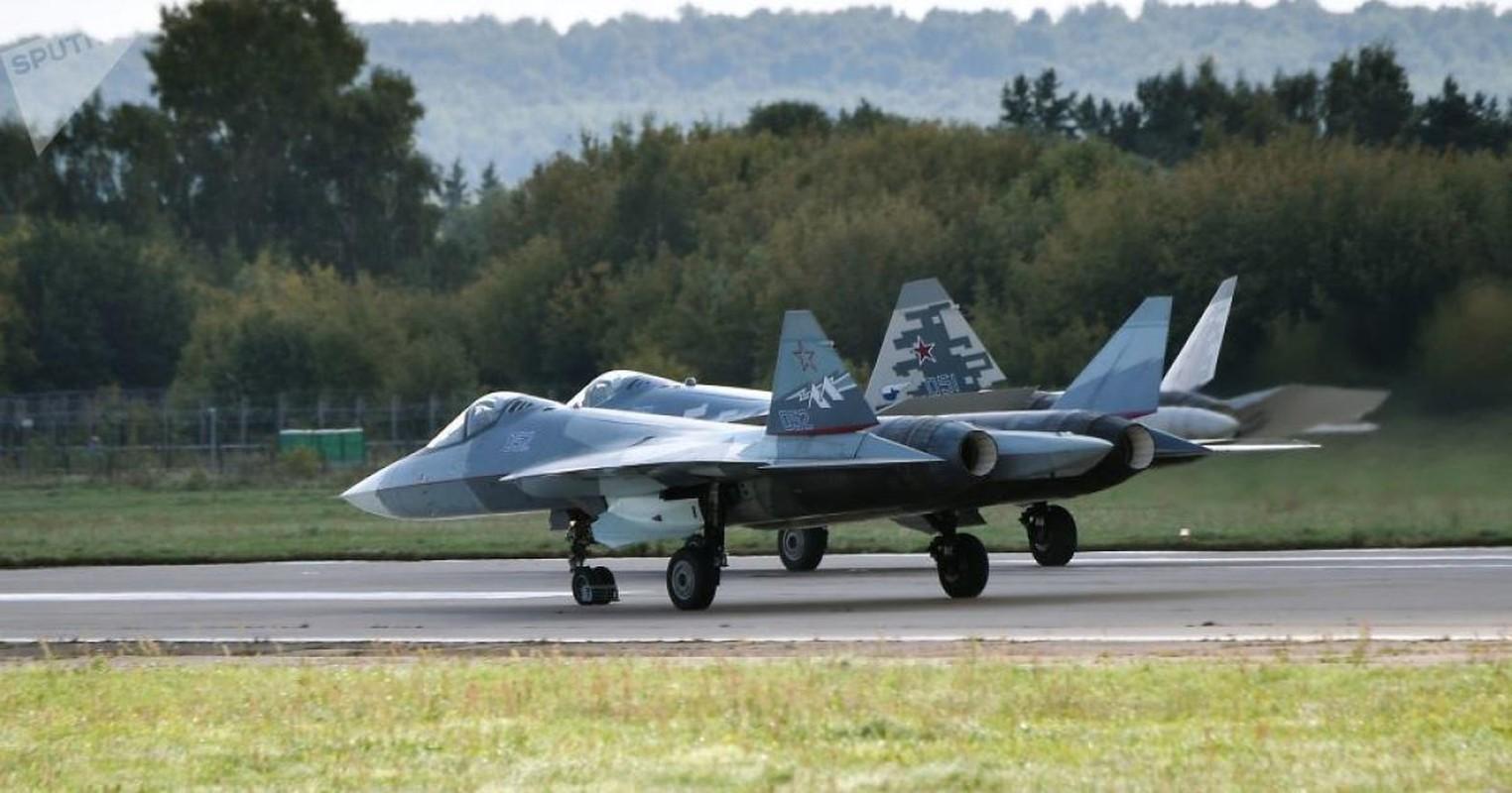 Neu J-20 TQ trien khai o Tan Cuong, An Do se co Su-57E doi dau?-Hinh-8