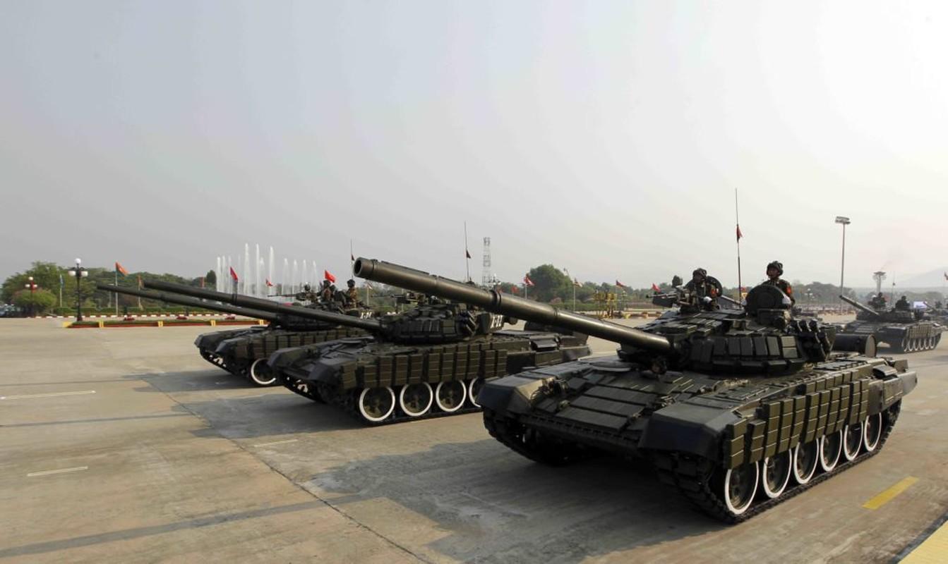 Co 100 chiec T-72 Myanmar van xep sau Viet Nam, nhung cho chu quan!-Hinh-10