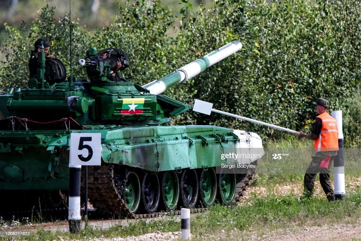 Co 100 chiec T-72 Myanmar van xep sau Viet Nam, nhung cho chu quan!-Hinh-3