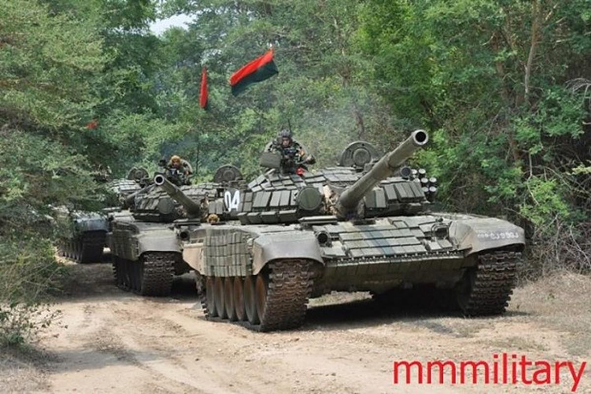 Co 100 chiec T-72 Myanmar van xep sau Viet Nam, nhung cho chu quan!-Hinh-4