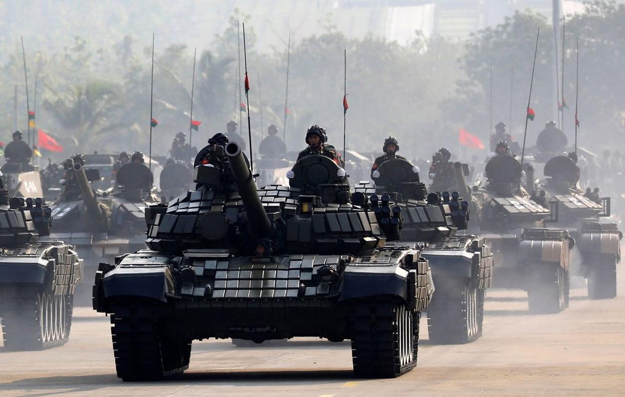 Co 100 chiec T-72 Myanmar van xep sau Viet Nam, nhung cho chu quan!-Hinh-5