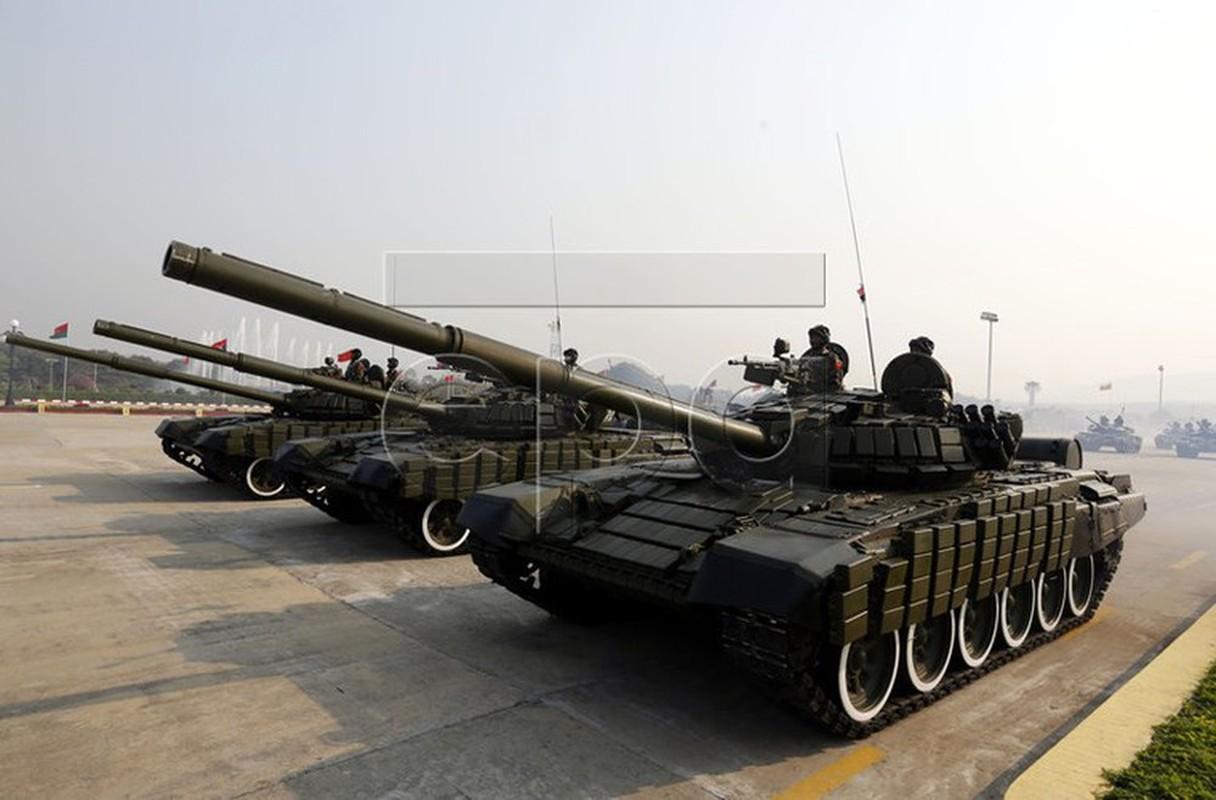 Co 100 chiec T-72 Myanmar van xep sau Viet Nam, nhung cho chu quan!-Hinh-6
