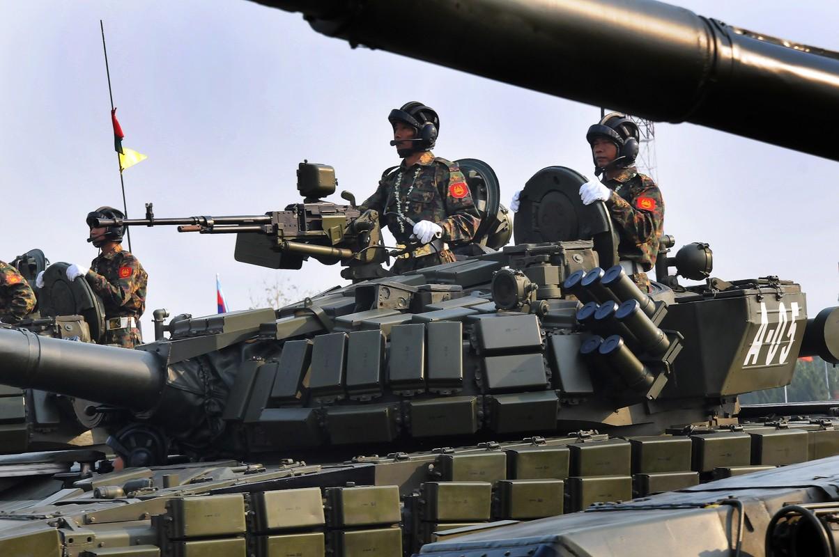 Co 100 chiec T-72 Myanmar van xep sau Viet Nam, nhung cho chu quan!-Hinh-8