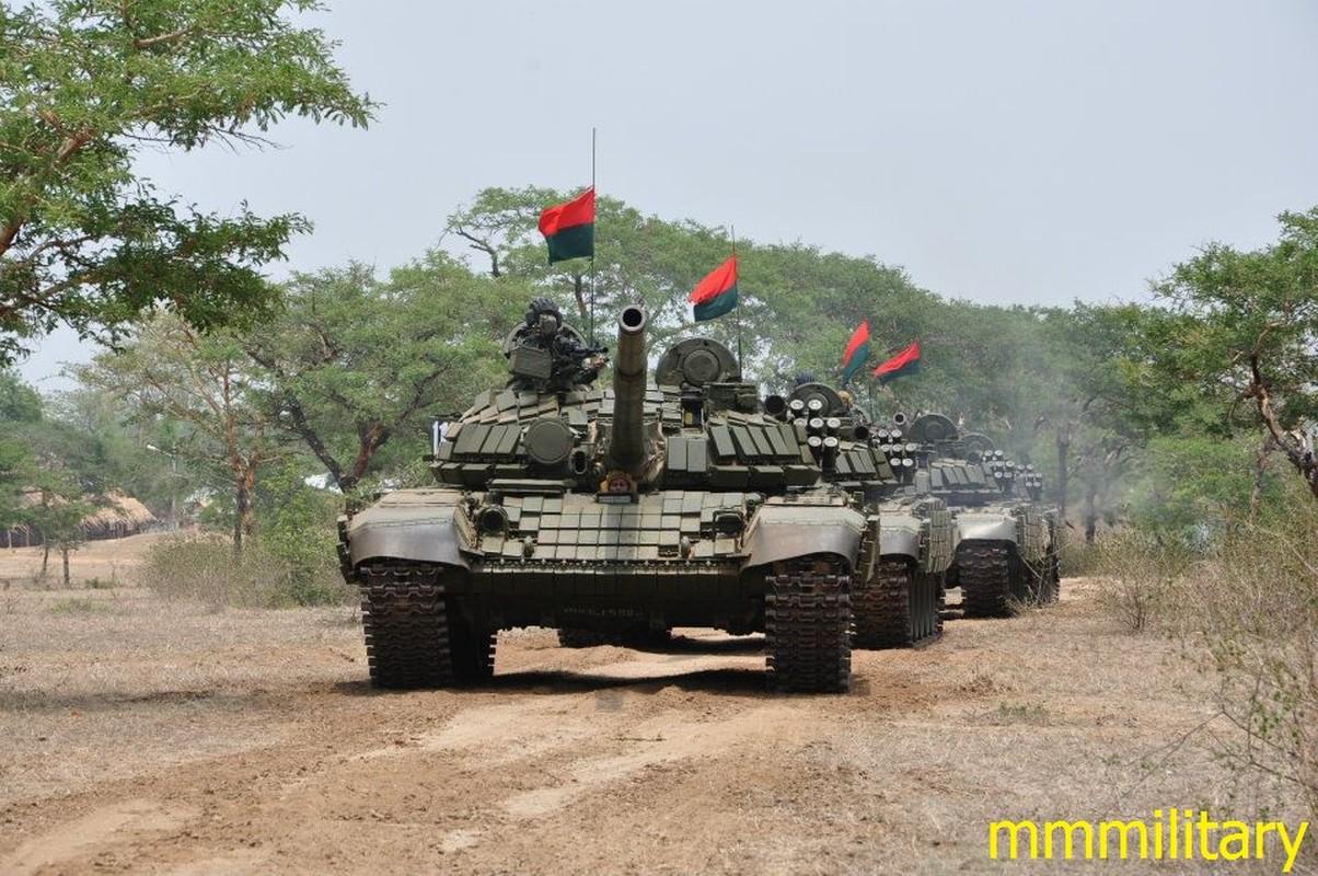Co 100 chiec T-72 Myanmar van xep sau Viet Nam, nhung cho chu quan!-Hinh-9