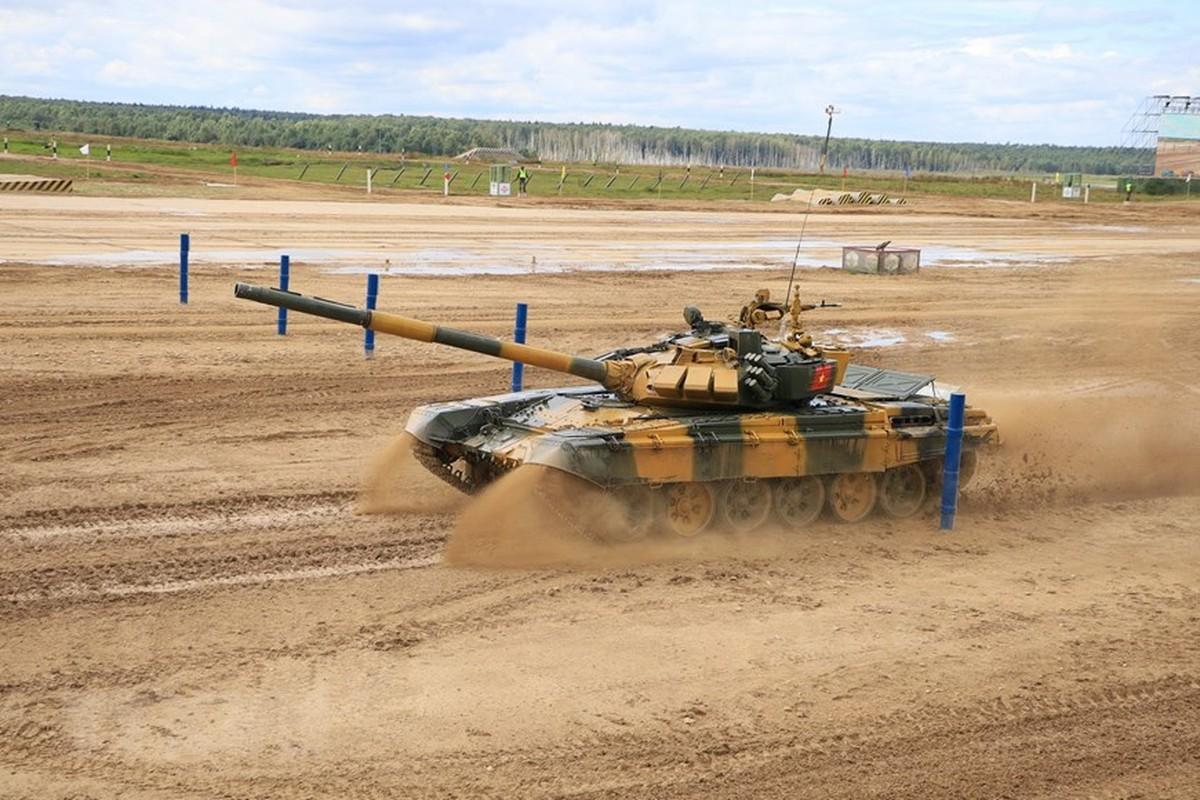 Co 100 chiec T-72 Myanmar van xep sau Viet Nam, nhung cho chu quan!