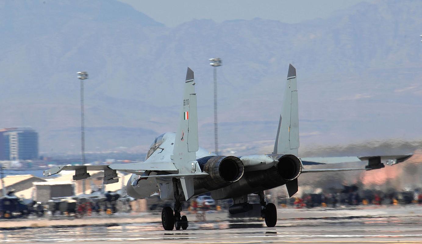 An Do se nang cap Su-30MKI len Super Sukhoi de doi pho Trung Quoc-Hinh-5