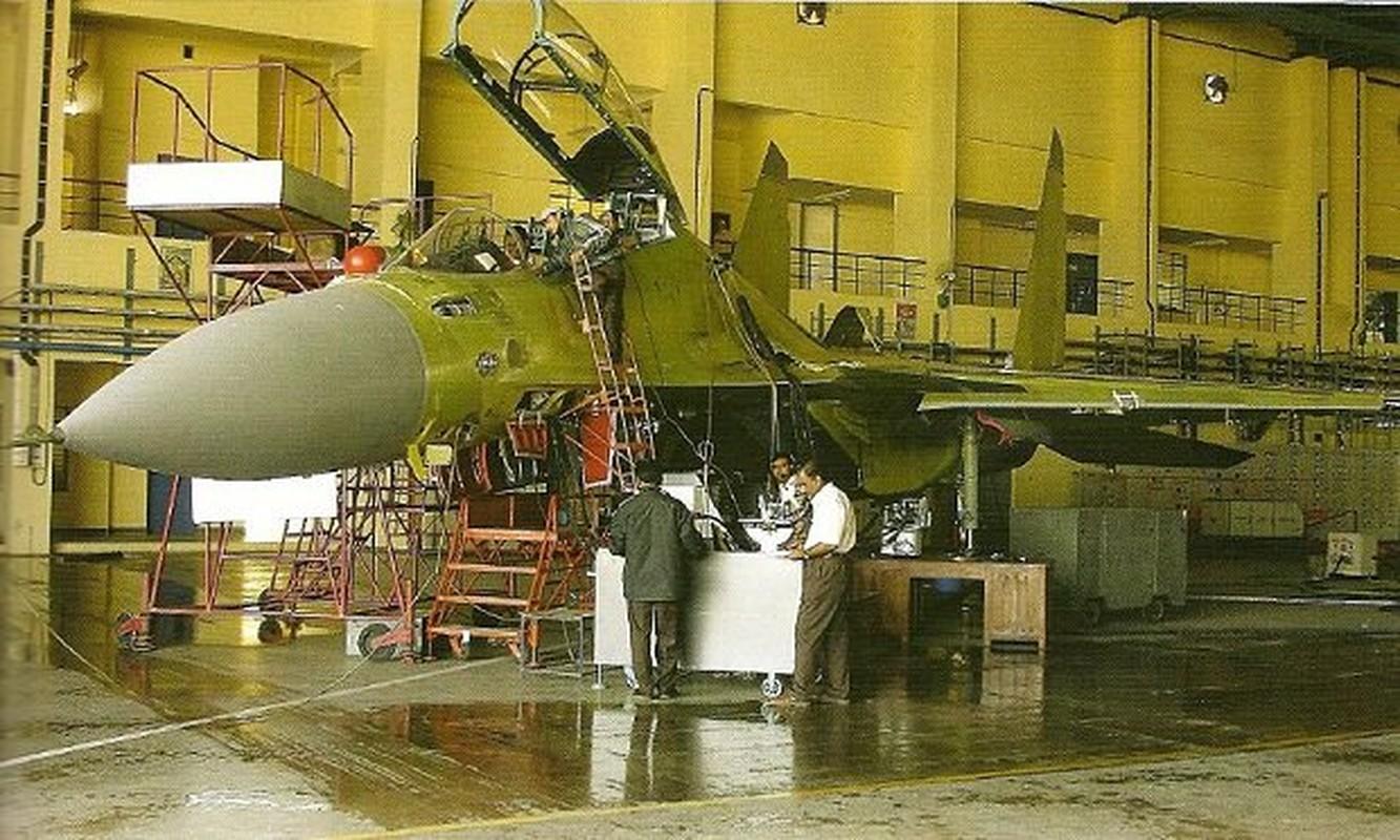 An Do se nang cap Su-30MKI len Super Sukhoi de doi pho Trung Quoc-Hinh-7