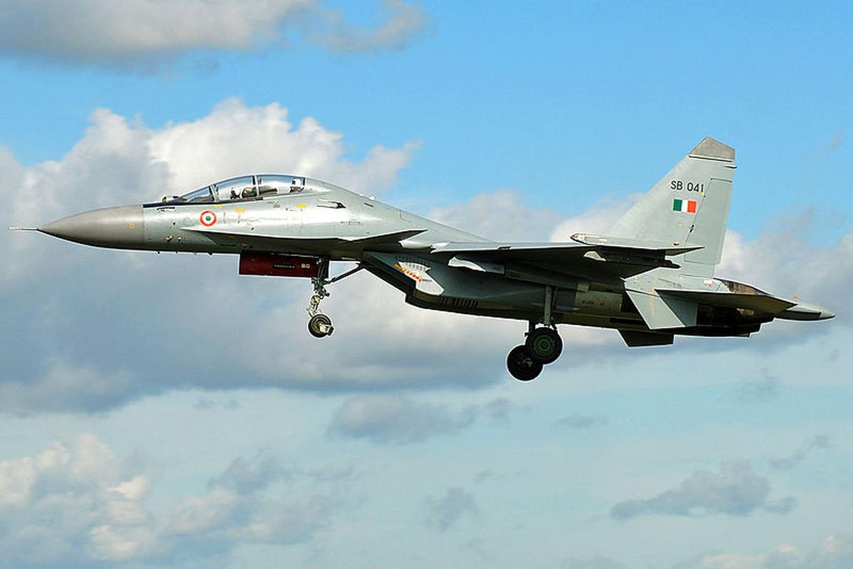 An Do se nang cap Su-30MKI len Super Sukhoi de doi pho Trung Quoc